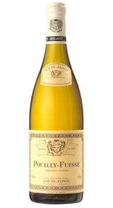 Louis Jadot Pouilly-Fuisse. Fantastic white wine for around $25. This is a great wine to serve to company: dry enough for wine lovers, but enjoyable for everyone.