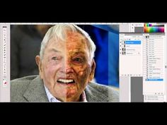 David Rockefeller's Real Face - YouTube