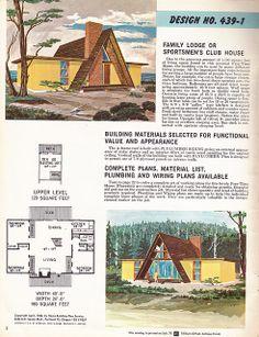 1962 Home Building Plan Service