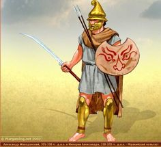 Illustrations of Dacia, Thracia & Phrygia Image Salvage) - Forum - DakkaDakka Iron Age, Macedonia, Tribal Images, Greek Soldier, Irish Mythology, Greek Warrior, 2017 Images, Medieval Armor, Historical Pictures