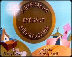 A kiskakas gyémánt félkrajcárja Children's Literature, Retro, Art, Kunst, Mid Century, Parenting Books, Art Education, Artworks