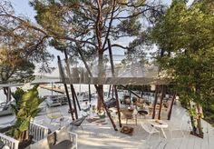 树屋餐厅,希腊 / Agarch+ Architects - 谷德设计网