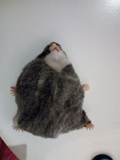 Flat Hamster prop for 'Persona non grata' a theatre-film production