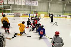 PEP Aylmer Hockey Camps - Google+  #PEPAylmer #AylmerON  #TrainLikeConnor #PEPHockeyTraining  #PEPHockeyCamps Hockey Training, Pro Hockey, Google, Basketball Court, Camping, Sports, Campsite, Sport, Campers