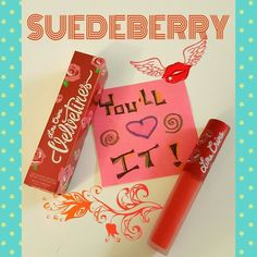 Color: Suedeberry Velvetines are the first ever waterproof matte liquid lipstick from Lime Crime makeup. It applies with. Lime Crime Makeup, Liquid Lipstick, Makeup Junkie, How To Apply, Color, Colour, Colors
