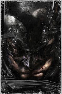 Batman by Francesco Mattina *