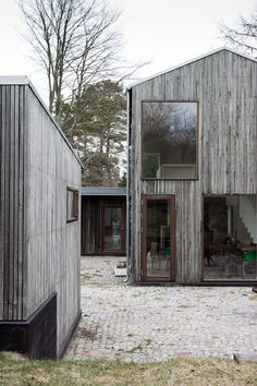 Cladding Coop House, Primus Architects