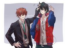 """トトトナ💎 on Twitter: """"… """" Fanarts Anime, Manga Anime, All Star, Rap Battle, Drawing Reference, Division, Anime Guys, Artsy, Otaku"""