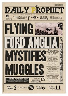 Flying Ford