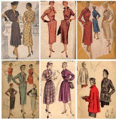Vinita in Florence: Fashion of 50's