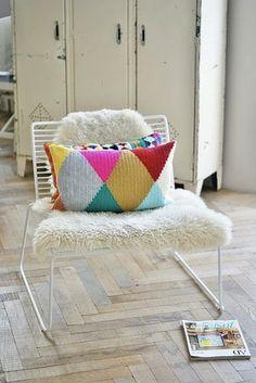 losanges crochet