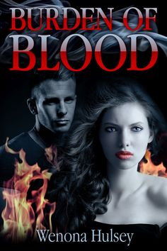 Exciting new cover for Burden of Blood! Love it <3