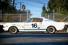 1965 Shelby GT350R Heading to Auction at RM Auctions 2013 Arizona Auction