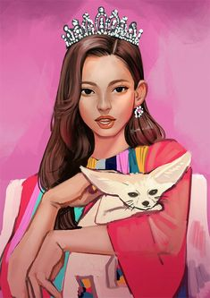 Jennie Kpop Drawings, Cute Drawings, Cute Illustration, Character Illustration, Pop Music Artists, M Anime, Anime Expo, Pink Painting, Art Folder