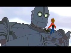 The Iron Giant (Стальной гигант) | Трейлер ремастеринг-версии (англ) | New Iron Giant Trailer - YouTube