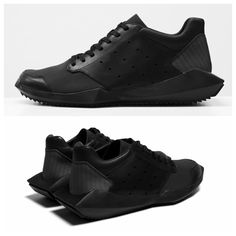 Adidas /// Rick Owens  /// Noir     #A#