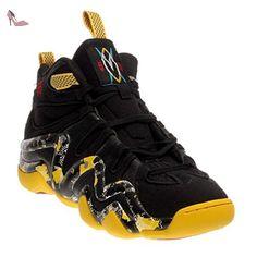 best sneakers 74020 2fe90 adidas Performance-CRAZY 8 Noir-Jaune C75766 - Chaussures adidas (Partner-