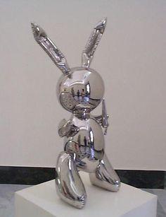 Jeff Koons | Arte Contemporânea
