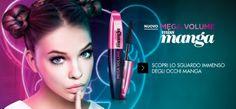 L'Oréal Paris presenta: Mega Volume Miss Manga