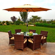 enhance the comfort and style of your patio or outdoor area with this 8