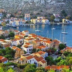 Meis island Greece