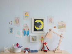 Aidan's Dreamy Room in Germany Nursery Tour | Apartment Therapy