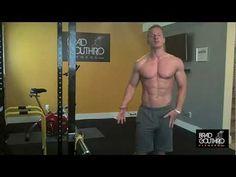 Workout Wednesday - Single Leg Supported Squat #fitfluential via @bradgouthro