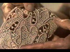 Crochê Irlandês - Ao Vivo - Parte 02 - 1º Motivo - YouTube