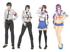 Be Sexy Student 1 by sbdhcn on DeviantArt Transgender Transformation, Mtf Transformation, Sports Car Logos, Gender Bender Anime, Gender Change, Transgender Comic, Tg Tf, Feminized Boys, Disney Bride