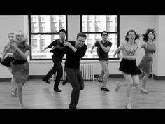 """Community: The Last """"Cups"""" Video You Should Ever Watch Features Tap Dancing. These people are so freakin' talented. It is the coolest thing ever. I wish I could do tap."""