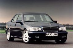 Mercedes-Benz C 43 AMG W202 - 1997–2000