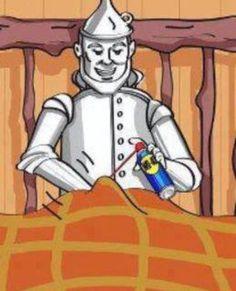 Adult Cartoons, Adult Humor, Creepy Woody, Bizarre Photos, Awkward Funny, Tin Man, Cartoon Jokes, Cartoon Art, Twisted Humor