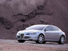 Alfa Romeo Visconti Italdesign 2004