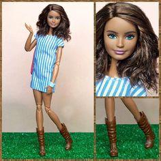 Bonnie #barbie #vidaooak #barbiestyle #barbiecollector #barbiecollection #barbieworld #dollcollection #dollcollector #dollphotogallery #dollphotography #style #hairstyle #itgirl #blog #blogger #instadoll #dolls #dollsgram #dollstagram #dudeswithdolls #instaphoto #photography #photoshoot #lookoftheday #repaintdoll #toystagram #haircut