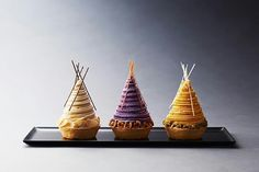 2015 Fall Mont Blanc of Ritz Carlton Osaka, Japan Pastry Art, Pastry And Bakery, Gourmet Recipes, Sweet Recipes, Dessert Recipes, Food Design, Decoration Patisserie, Beautiful Desserts, Fancy Desserts