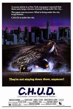 C.H.U.D. 27x40 Movie Poster (1984)