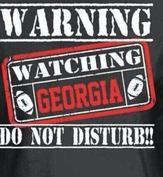 Do not Disturb Georgia Bulldog Mascot, Georgia Bulldogs Football, Nebraska Football, Sec Football, Football Memes, College Football, Football Baby, Georgia Girls, University Of Georgia
