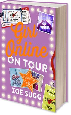 Girl online on tour - Zoe sugg / dymocks