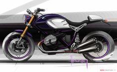 BMW Motorrad 'R nineT'