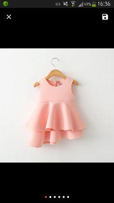Детские платья – сшить самим быстро и просто. Часть 1 — Женские разговоры
