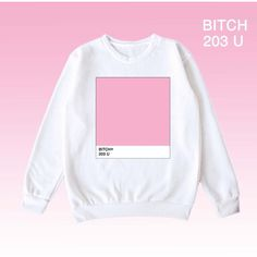 KOKO BITCH JUMPER ($35) ❤ liked on Polyvore featuring tops, sweaters, jumper top and jumpers sweaters