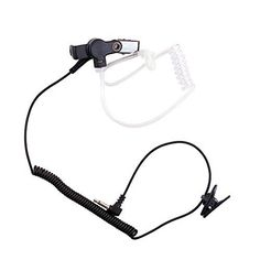 Bestcompu  35mm Listen Only Acoustic Headset Earpiece Kenwood Motorola Radio Walkie Talkie * Check out this great product.