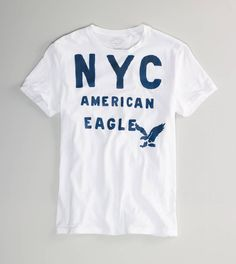 AE NYC Graphic T
