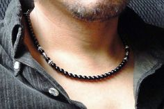 The Trend of Necklace for Men
