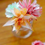 50+ Paper Flower Tutorials & Templates... So many, so pretty!