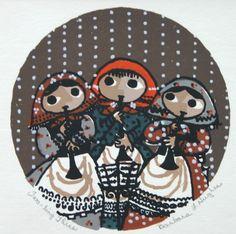 Two Ting Three by Barbara F Hughes  An origina limited by bfhughes
