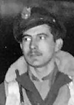 1st Lt. Orin H. Schopplein; Co-pilot, John Lutz Crew