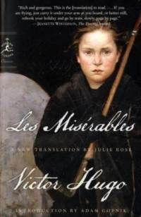 Image result for les miserables book cover