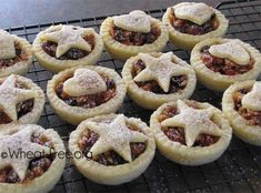 Homemade Mince Pies @WheatFreeOrg -- #GlutenFree