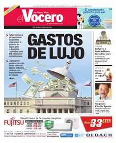 Edición 25 de Febrero 2016  El Vocero de Puerto Rico